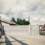 Portail Coulissant en Aluminium - La Toulousaine