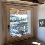 Fenêtres en Bois Alu - Aluminium couleur vert